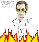Elton John Elton John - Greatest Hits 1970-2002