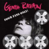 Album cover parody of For Fans Only by Genya Ravan