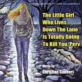 Christian Gaubert The Little Girl Who Lives Down the Lane, limited-edition CD