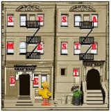 Album cover parody of Physical Graffiti (Remastered) by Led Zeppelin