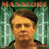 Album cover parody of Death Or Jail by Mark Lind by Mark Lind