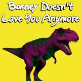 Album cover parody of Barney's Favorites Vol. 1 by Barney
